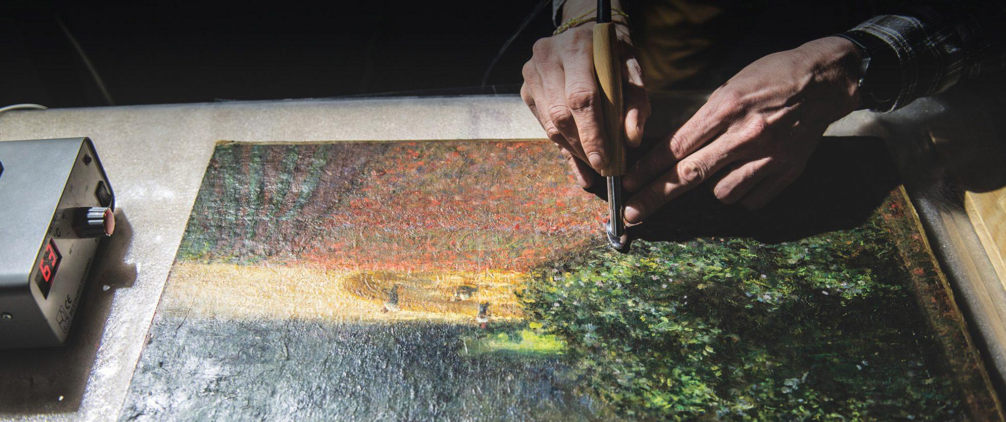 Overovanie pravosti umeleckých diel